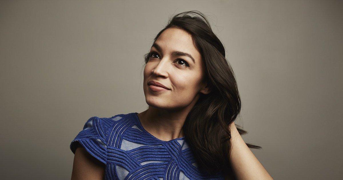 Alexandria Ocasio-Cortez Tells The Story Of Her Amazing Campaign